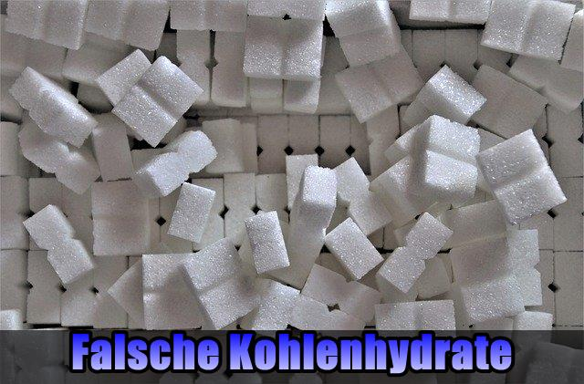Falsche Kohlenhydrate